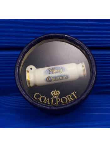Елочная игрушка Coalport из фарфора в подарочной коробочке #3