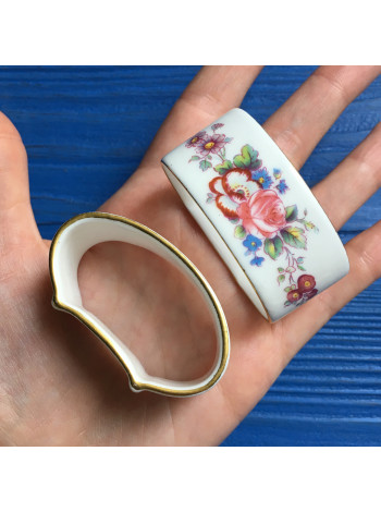 Кольца для салфеток Royal Crown Derby фарфоровые