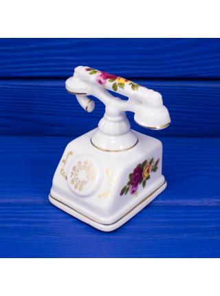 Миниатюра фарфоровая Телефон