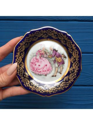 Миниатюрная тарелка Limoges