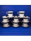 Сервиз Royal Doulton из 8 чайных пар ДИЗАЙН CARLYLE