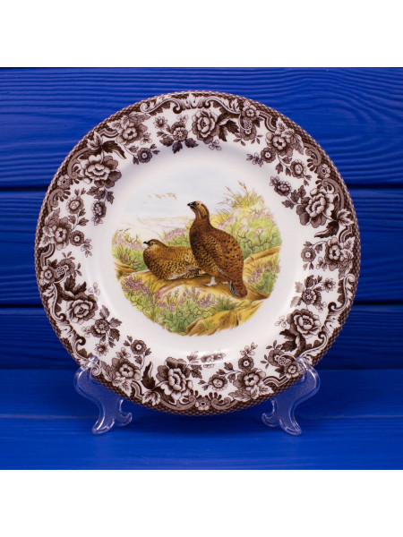 Тарелка SPODE Red Grouse⠀