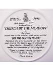 Тарелка Royal Doulton 4124 А CHURCH BY THE MEADOW