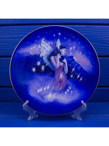 Тарелка ROYAL WORCESTER The Sapphire Fairy