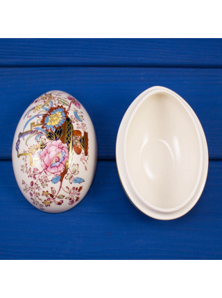 Шкатулка Mason's в форме яйца
