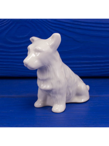 Статуэтка собаки Belleek