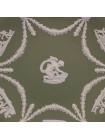 Тарелка Wedgwood зелёный Jasper V