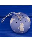 Помандер WEDGWOOD голубой Jasper
