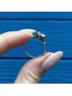 Кольцо серебряное #2