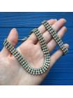 Элегантный комплект от Next - Чокер и браслет, усыпанный мерцающими кристаллами