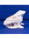Шкатулка Hammersley в форме лягушки