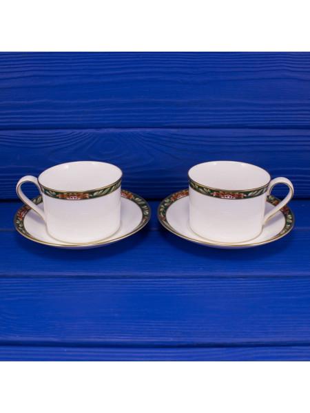 Чайные пары SPODE дизайн TAMARIND