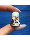 Коллекционный винтажный напёрсток Royal Worcester #14