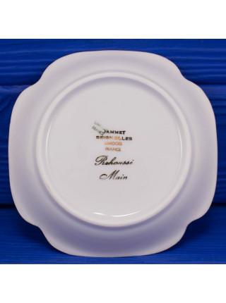 Тарелка Limoges глубокая