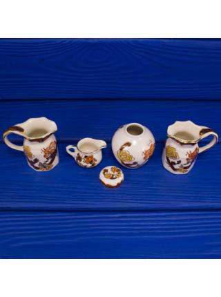 Очаровательные редкие миниатюры от Mason's