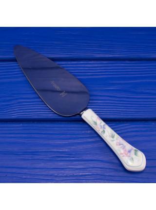 Лопатка для торта Aynsley ДИЗАЙН LITTLE SWEETHEARTс фарфоровой ручкой