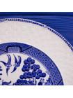 Антикварная тарелкаBROWN WESTHEAD, MOORE & Co