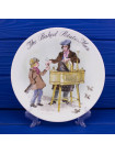 "Тарелка WEDGWOOD серия ""The Street Sellers of London"" №618B The Baked Potato Man"