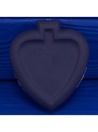 Шкатулка Wedgwood Пики тёмно-синий Jasper