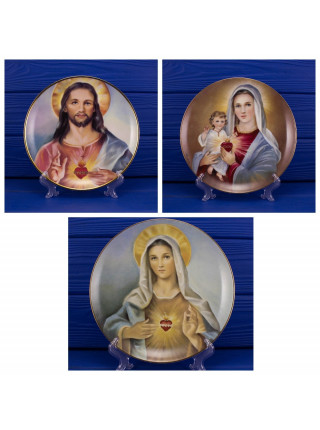 "Тарелка ROYAL DOULTON MA4387 ""Madonna of the Secred Heart"""