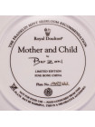 """Тарелка ROYAL DOULTON MA3122 """"Mother and Child"""""""