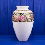 Винтажные вазы из фарфора