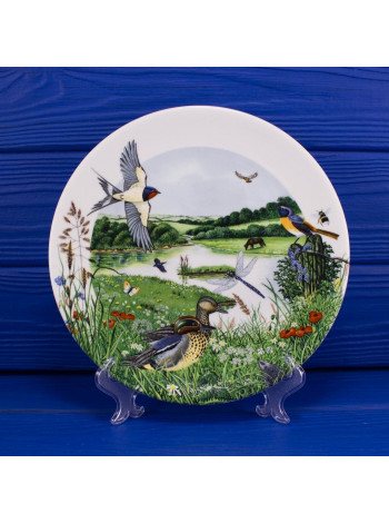 "Тарелка Wedgwood 703A ""The Flood Meadows"""