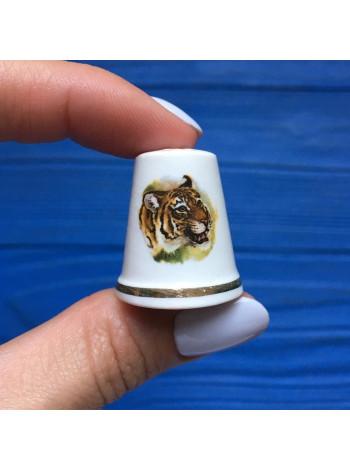 Наперсток с изображением тигра #2