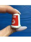 Наперсток с логотипом Kit Kat