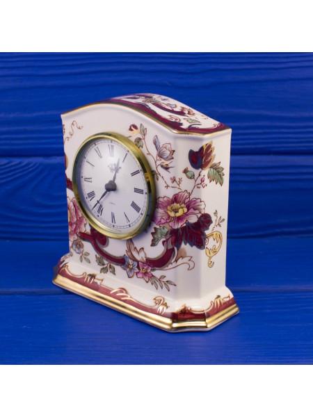 Часы Mason's Ironstone ДИЗАЙН MANDALAY RED