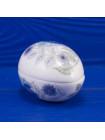 Шкатулка Wedgwood ДИЗАЙН CLEMENTINE в форме яйца