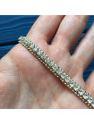 Браслет, украшенный кристаллами