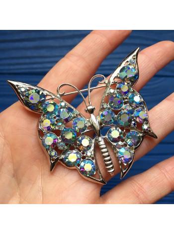 Брошь бабочка #2