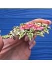 Брошь букет цветов
