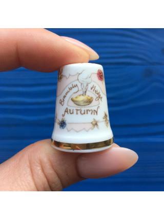 """Наперсток Royal Doulton """"Autumn"""" (Осень) в оригинальной коробочке⠀"""