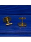 Элегантные запонки, украшенные перламутром