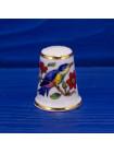 Коллекционный фарфоровый наперсток Aynsley дизайн Pembroke