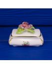 Шкатулка ROYAL ALBERT с объемными цветами на крышке