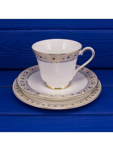 Чайное трио Royal Doulton ДИЗАЙН EMPRESS