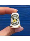 Трио коллекционных напёрстков Pears Soap с рекламой английского мыла