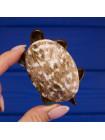 Оригинальная брошь черепаха от Lea Stein