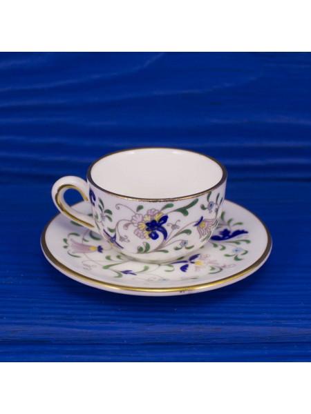 Миниатюрная чайная пара Coalport