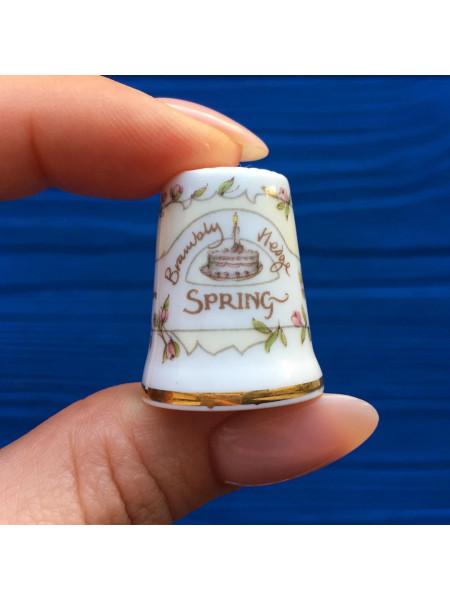 Напёрсток Royal Doulton Spring (Весна) коллекция Времена Года