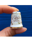 Напёрсток Royal Doulton Summer (Лето) коллекция Времена Года