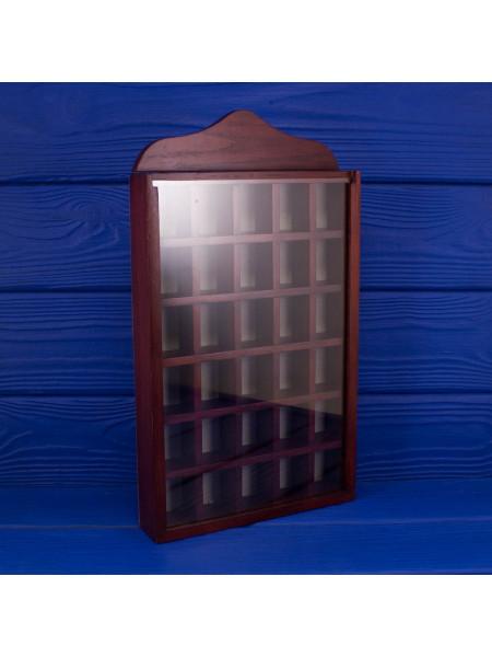 Домик на 30 наперстков со стеклом