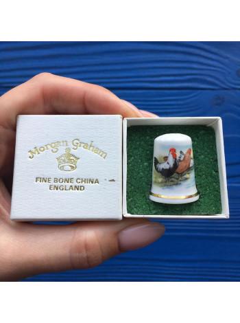 Петухи с курочками в оригинальной коробочке от Morgan Graham