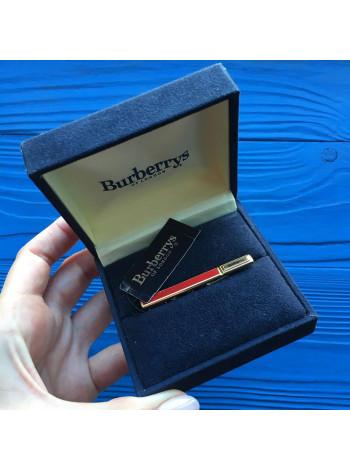Винтажный зажим для галстука от Burberrys