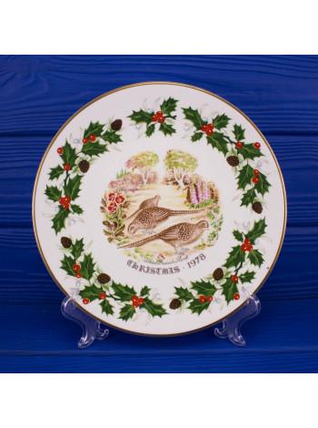 "Тарелка Royal Grafton ""Три французских курицы"""