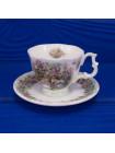 Миниатюрная чайная пара Royal Doulton Summer (Лето)