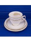 Комплект из трех чайных трио Spode